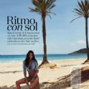 Nadejda Savcova - Elle Magazine Pictorial [Spain] (July 2014) - 454 x 598