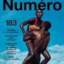 Numero France May 2017 - 454 x 568