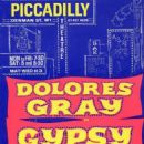 Gypsy Original 1973 London Cast Starring Angela Lansbury - 454 x 658