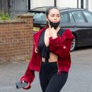 Marnie Simpson in Tights – Out in Bedfordshire - 454 x 541