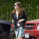Jessica Biel - Out And About In LA, 20 March 2010