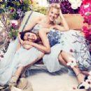 Dannii Minogue, Kylie Minogue - Harper's Bazaar Magazine Pictorial [Australia] (December 2014) - 454 x 300