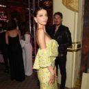 Angela Sarafyan – 2018 Harper's Bazaar ICONS Party in New York - 454 x 684
