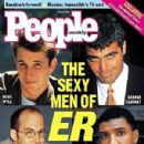 George Clooney - People Magazine [United States] (20 May 1996)
