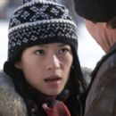 Ziyi Zhang star as Kristen Spitz in HORSEMEN.