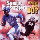 Bo Jackson - Sports Illustrated Magazine Cover [United States] (14 December 1987)