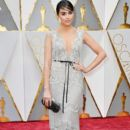 Olivia Culpo– Oscars Red Carpet in Hollywood 2/26/ 2017