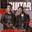 Synyster Gates - Guitar World Magazine Cover [United States] (January 2017)
