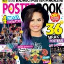 Demi Lovato - Posterbook Magazine Cover [Croatia] (August 2015)
