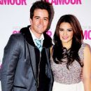 Maite Perroni and Mane de la Parra: Glamour party