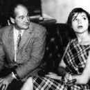 Sara Montiel and Anthony Mann