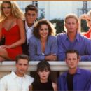 Original Cast of Beverly Hills 90210 (1990) - 385 x 288