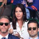 Lisa Snowdon – Wimbledon Tennis Championships 2019 in London - 454 x 681