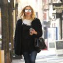 Ashley Benson – Out in NYC 12/9/ 2016