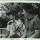 Penny Marshall and Bert Convy
