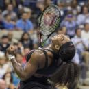 Serena Williams 2015 Us Open In Ny