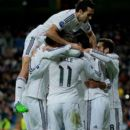 Real Madrid CF v PFC Ludogorets Razgrad  December 9, 2014