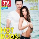 Gabrielle Anwar - TV Guide Magazine June/July Issue