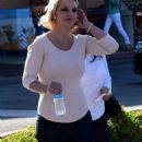 Britney Spears At A Cvs In Thousand Oaks