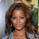 Claudia Jordan - Screen Gems' 'Takers' Premiere At Arclight Cinema Cinerama Dome On August 4, 2010 In Hollywood, California - 454 x 575