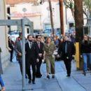 Bryce Dallas Howard – Arriving at Jimmy Kimmel Live! in LA - 454 x 303