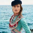 Karmen Pedaru - Harper's Bazaar Magazine Pictorial [Australia] (December 2016) - 454 x 669