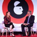 Emma Stone – Great Minds Think Unalike: With Emma Stone And Dr. Harold S. Koplewicz in NY