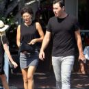 Jessica Szohr out in West Hollywood