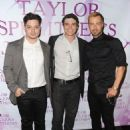Matthew Lawrence, Andrew Lawrence and Joey Lawrence