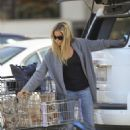 Denise Richards – Spotted at Bristol Farms in Woodland Hills