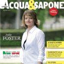 Jodie Foster - Acqua & Sapone Magazine Cover [Italy] (June 2016)