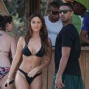 Michael B. Jordan and Catherine Paiz