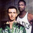 Bob Cousy & Bill Russell - 320 x 395