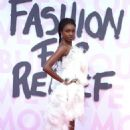 Leomie Anderson – Fashion for Relief Show 2018 in Cannes - 454 x 672
