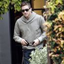 Jake Gyllenhaal out and about (February 25)