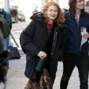 Emily Beecham – Outside Build Series in New York City - 454 x 681