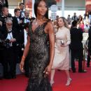 Naomi Campbell–Anniversary Soiree at70th Cannes Film Festival - 454 x 699