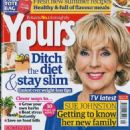 Sue Johnston - Yours Magazine Cover [United Kingdom] (17 July 2018)