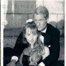 Perry King and Chynna Phillips