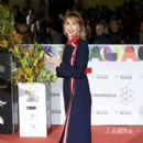 Ingrid Garcia-Jonsson- Day 7 - Malaga Film Festival 2019 - Red Carpet - 400 x 600