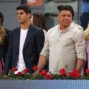 Mutua Madrid Open - Day Four - 454 x 289