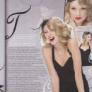 Taylor Swift bliss Magazine Pictorial November 2010