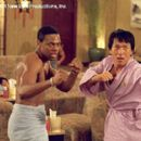 Chris Tucker and Jackie Chan in New Line Cinema's Rush Hour 2 - 2001 - 400 x 266