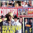 George Strait - Country Weekly Magazine [United States] (3 July 2006)
