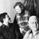 Nina Menshikova and Stanislav Rostotsky