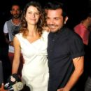 Beren Saat and Kenan Dogulu  in Bodrum (August 18, 2014)