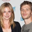Emily VanCamp and Joseph Morgan