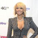 Keri Hilson - 'EVOLUTION' The Sound and Technology Experience, Atlanta - 20/01/11