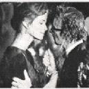 Woody Allen and Charlotte Rampling