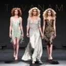 Çagla Sikel : Tuvanam - Runway - Mercedes-Benz Fashion Week Istanbul - March 2017 - 454 x 326